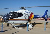 Photo: Royal Canadian Mounted Police - RCMP, Eurocopter EC120B Colibri, C-GMPT
