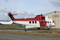 Photo: Untitled, Sikorsky S-61, C-GHTN
