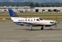 Photo: Untitled, SOCATA TBM-700A, N854CA