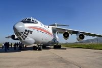 Photo: Air Koryo, Ilyushin IL-76, P-913