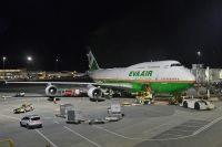 Photo: EVA Air, Boeing 747-400, B-16411