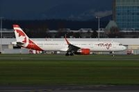 Photo: Air Canada Rouge, Airbus A321, C-FJOU