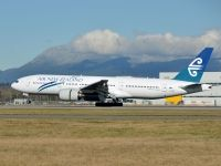 Photo: Air New Zealand, Boeing 777-200, ZK-OKC