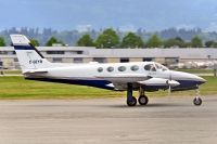 Photo: Untitled, Cessna 340, C-GEYB