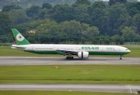 Photo: EVA Air, Boeing 777-300, B-16706