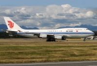 Photo: Air China, Boeing 747-400, B-2468