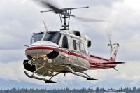 Photo: Untitled, Bell 212, C-FAHL