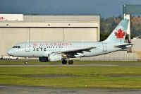 Photo: Air Canada, Airbus A319, C-GBIA