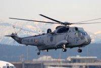 Photo: Canadian Forces, Sikorsky CH-124 Sea King, 12441