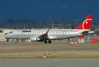 Photo: Northwest Airlink, Embraer EMB-170, N612CZ