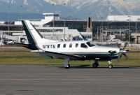 Photo: Untitled, SOCATA TBM-700A, N781TM