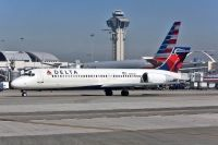 Photo: Delta Air Lines, Boeing 717, N985AT