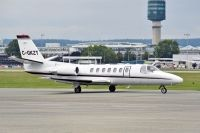 Photo: Untitled, Cessna Citation, C-GKZT