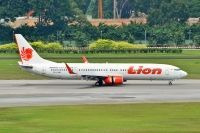 Photo: Lion Airlines, Boeing 737-900, PK-LHM