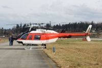 Photo: Untitled, Bell 206 Jet Ranger, C0FBQI