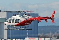 Photo: Canadian Ministry of Transport, Bell 407, C-GDOT