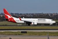 Photo: Qantas, Boeing 737-800, VH-VYB