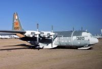 Photo: United States Navy, Lockheed C-130 Hercules, 8320