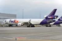 Photo: Federal Express / FedEx Express, McDonnell Douglas MD-11, N595FE