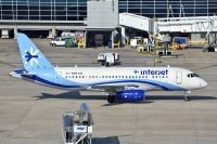 Photo: Interjet, Sukhoi Superjet 100, XA-MRM