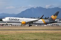 Photo: Condor, Boeing 767-300, D-ABUZ