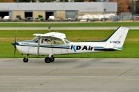 Photo: KD Air, Cessna 172, C-GWOK