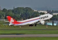 Photo: Cargolux, Boeing 747-800, LX-VCF
