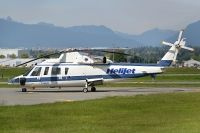 Photo: HeliJet, Sikorsky S-76, C-GHJT