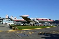 Photo: Trans Canada Airlines - TCA, Lockheed Constellation, TC-TGE