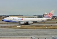 Photo: China Airlines Cargo, Boeing 747-400, B-18701