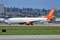 Photo: Sunwing Vacations, Boeing 737-800, C-FDBD