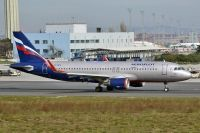 Photo: Aeroflot, Airbus A320, VQ-BPU