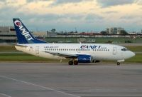 Photo: CanJet Airlines, Boeing 737-500, C-FCGS