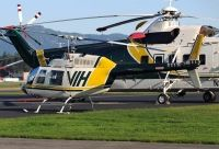 Photo: Vancouver Island Helicopters, Bell 206 Jet Ranger, C-GISE