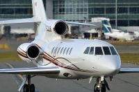 Photo: Untitled, Dassault Falcon 50, C-GJLB