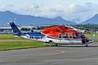 Photo: HeliJet, Sikorsky S-76, C-GXLI