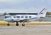 Photo: Transwest Air, Piper PA-31 Navajo, C-GAYY