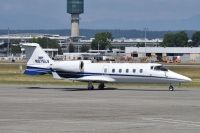 Photo: Untitled, Lear Learjet 60, N975LV
