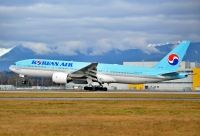 Photo: Korean Air, Boeing 777-200, HL7751