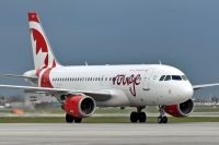 Photo: Air Canada Rouge, Airbus A319, C-GBHZ