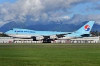 Photo: Korean Air Cargo, Boeing 747-400, HL7439