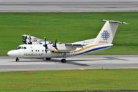 Photo: Berjaya Air, De Havilland Canada DHC-7 Dash7, 9M-TAL