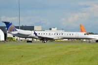 Photo: United Express, Embraer EMB-145, N11165