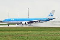 Photo: KLM - Royal Dutch Airlines, Airbus A330-200, PH-AON