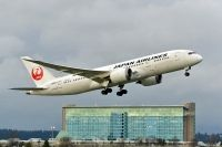 Photo: Japan Airlines - JAL, Boeing 787, JA825J