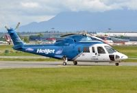 Photo: HeliJet, Sikorsky S-76, C-GHJW