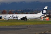 Photo: Alaska Airlines, Boeing 737-400, N713AS