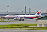 Photo: Malaysia Airlines, Boeing 747-400, 9M-MPM