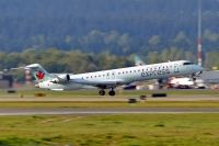 Photo: Air Canada Express, Canadair CRJ Regional Jet, C-FJJZ