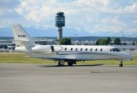 Photo: Untitled, Cessna Citation, N19MK